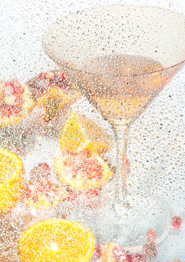 Download Martini And Fruits Royalty Free Stock Image - Image: 22926716