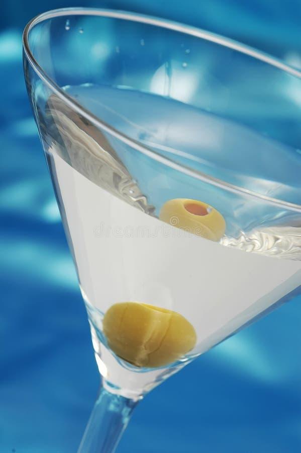 Martini-Getränk lizenzfreies stockfoto