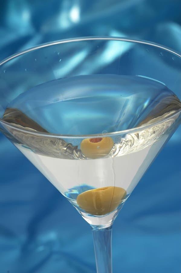 Martini-Getränk lizenzfreies stockbild