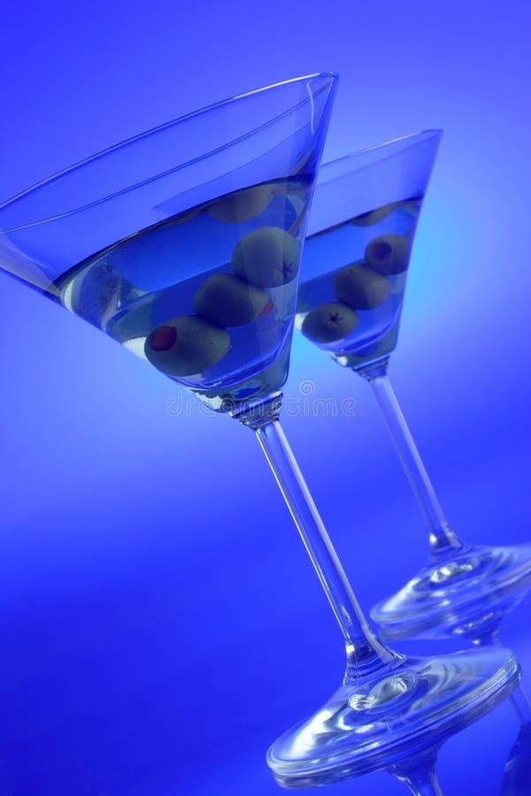 Martini-Getränk stockfotos