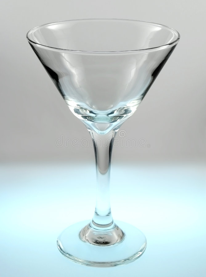 Martini-Glas lizenzfreie stockfotos