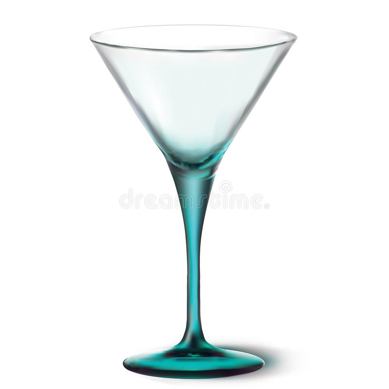 Download Martini glass stock vector. Image of restaurant, drink - 11188308