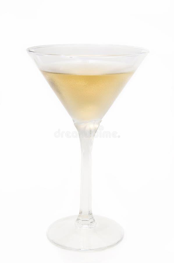 The Martini Glasses Stock Photo