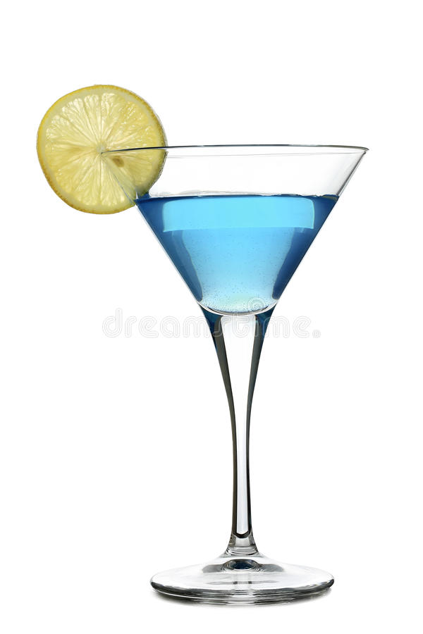 Martini napój obraz stock