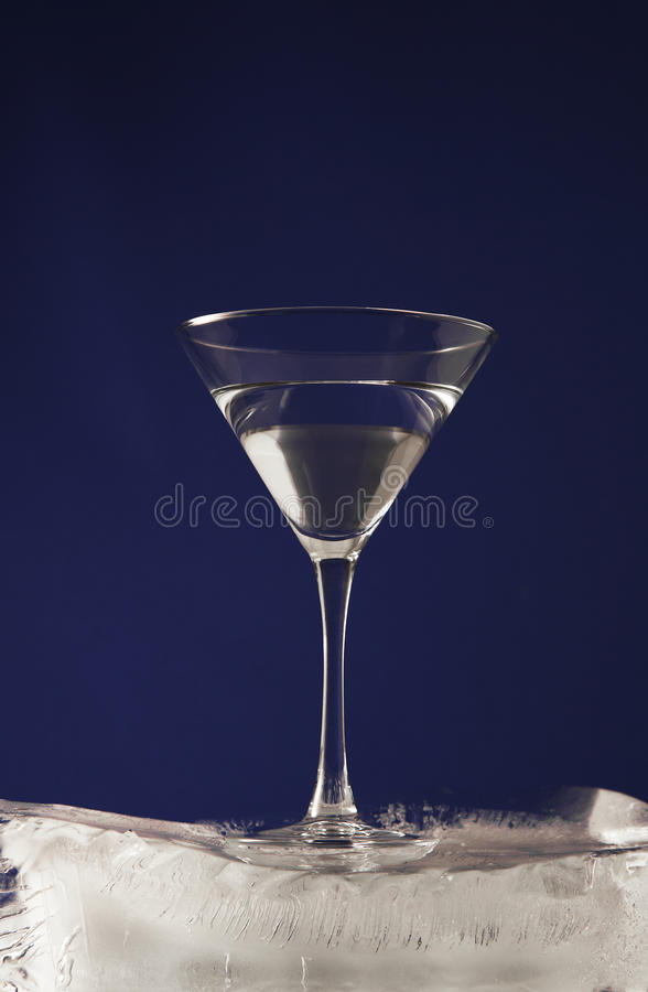 Free Martini On The Rocks Stock Images - 12110214