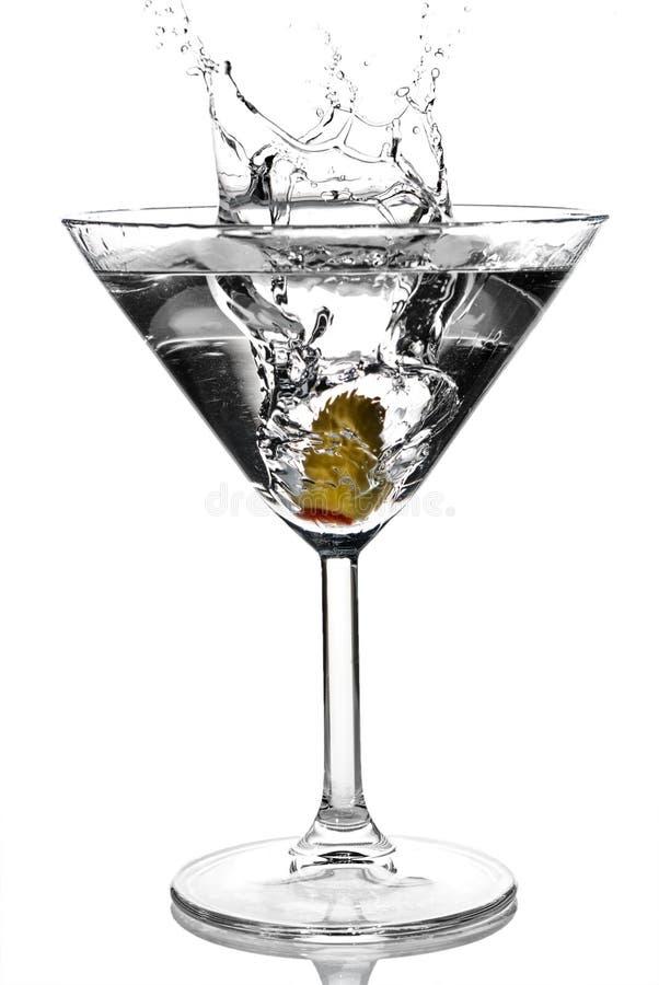 Martini verde-oliva fotos de stock