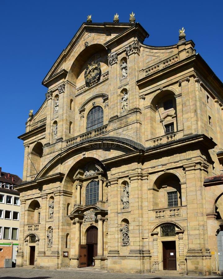 Download Martinskirche (St Martin Kościół) W Bamberg, Niemcy Zdjęcie Editorial - Obraz złożonej z oknówka, piękny: 57654176