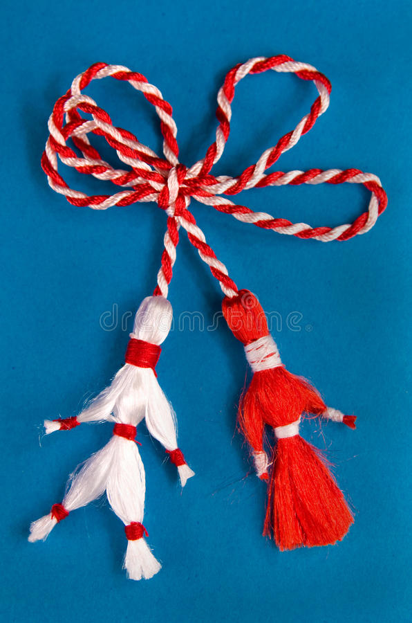 Martisor - Spring Holiday royalty free stock images