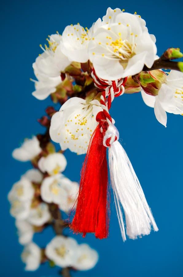 Martisor - Spring Holiday stock image