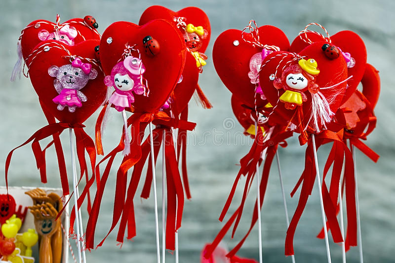 Download Martisor,symbol For Coming Spring-6 Stock Photo - Image: 29458458