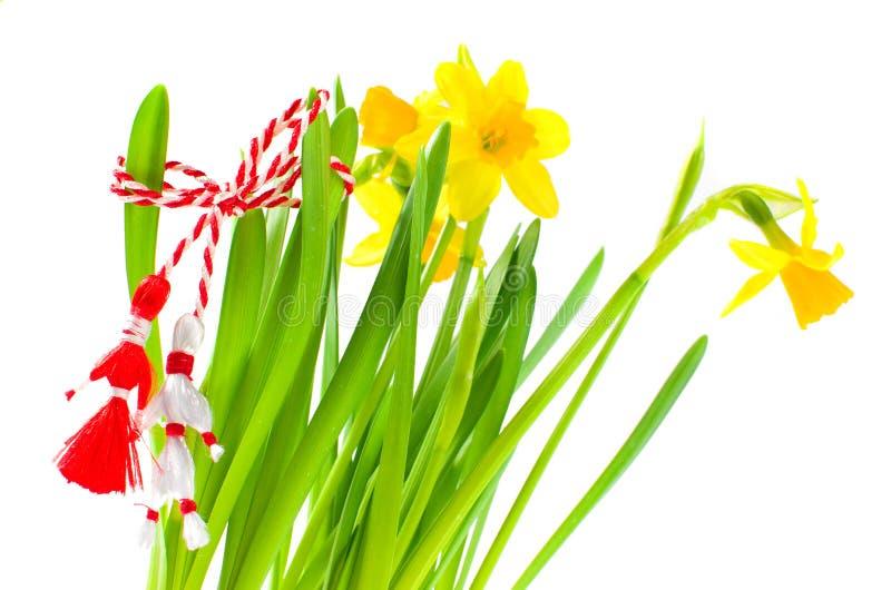 martisor wakacyjna wiosna zdjęcie royalty free