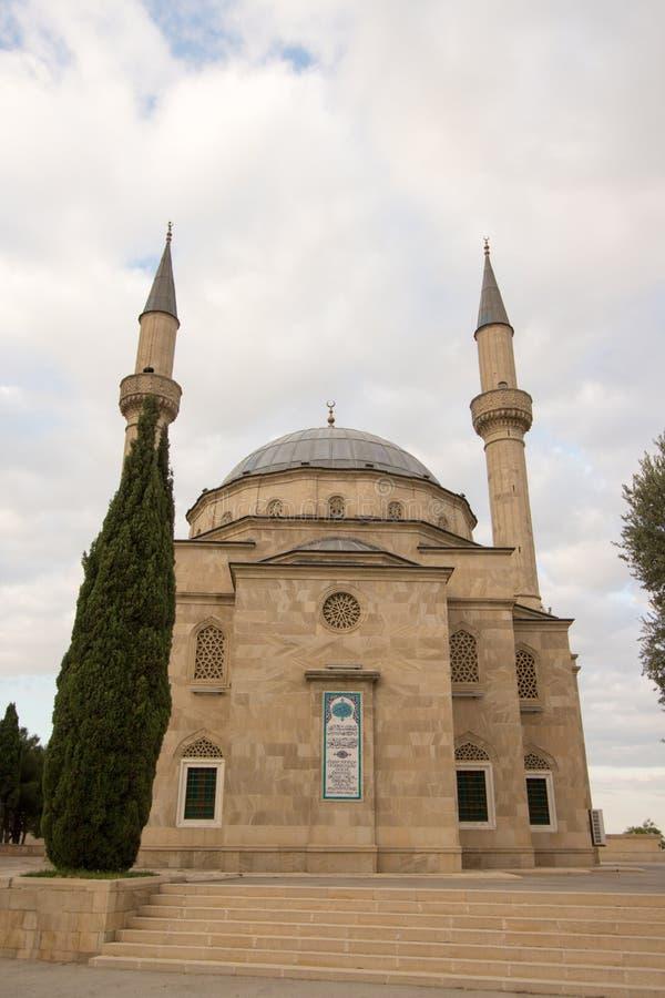 Martyres de mosquée photo libre de droits