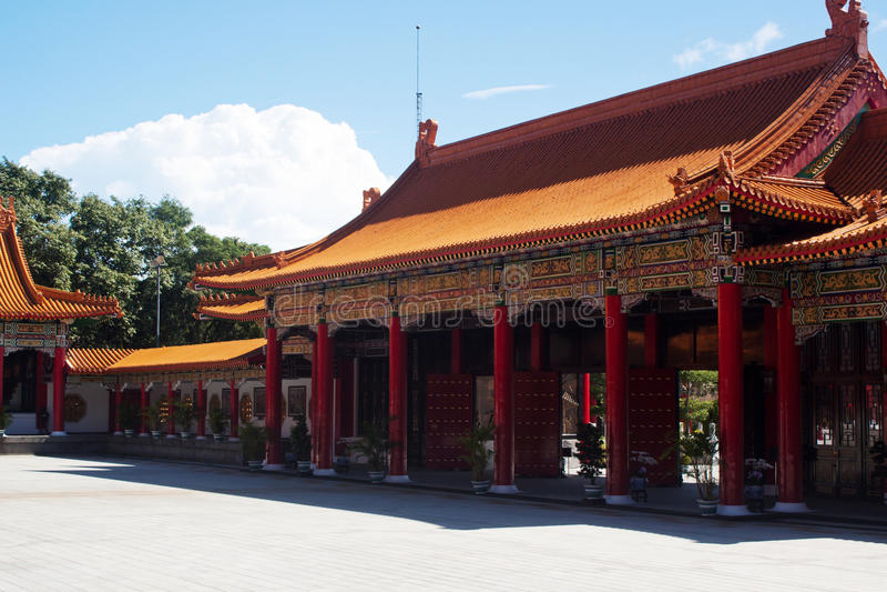 Martyrs' Shrine. Taipei, Taiwan; photographed in November 2011 stock image