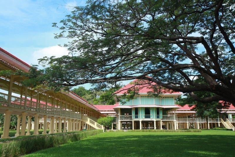 Maruek Kathayawan pałac fotografia stock
