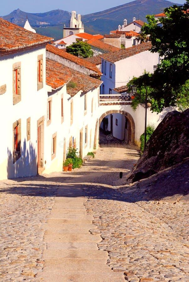 Marvao (Portogallo) immagine stock
