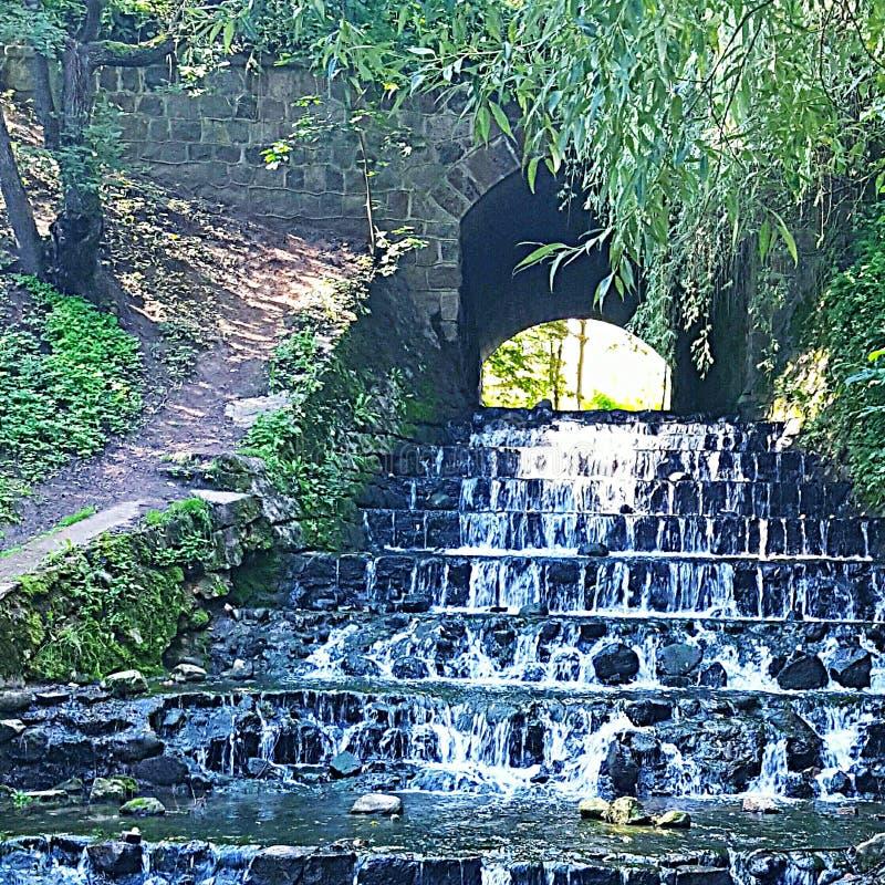 Marveles-Wasserfall stockbilder