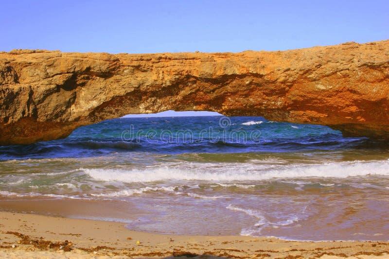 Download Marvellous bridge stock image. Image of cliff, wave, gold - 2953069