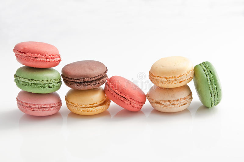 Download Marvellous Macaroons stock photo. Image of macaroon, brown - 14493916