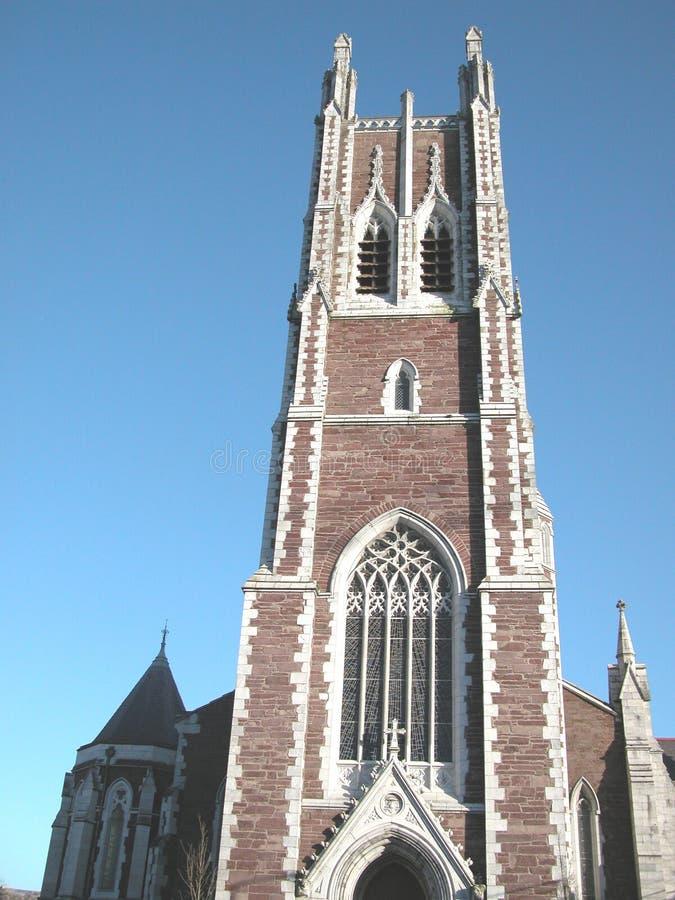 Mary anne katedralny st. zdjęcie royalty free