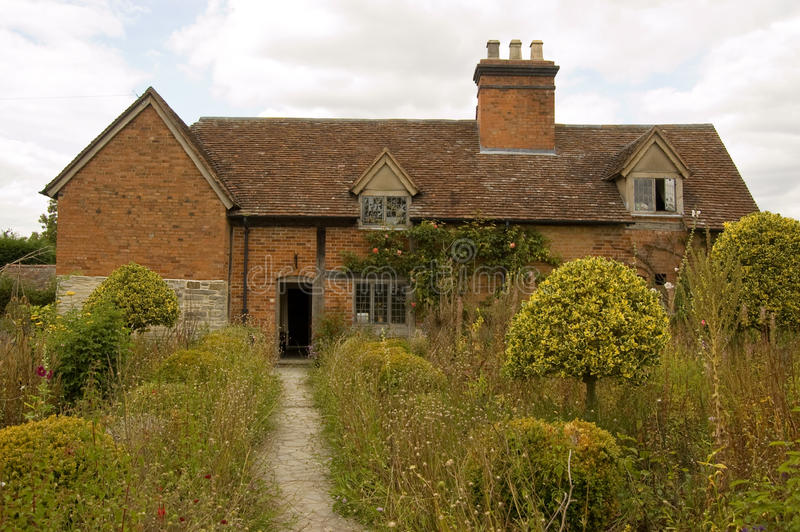 Mary Arden's Farm, Wilmcote, Stratford Upon Avon royalty free stock photos