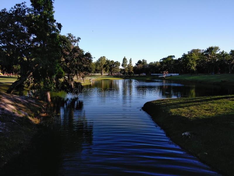 Mary Holland Park stock image