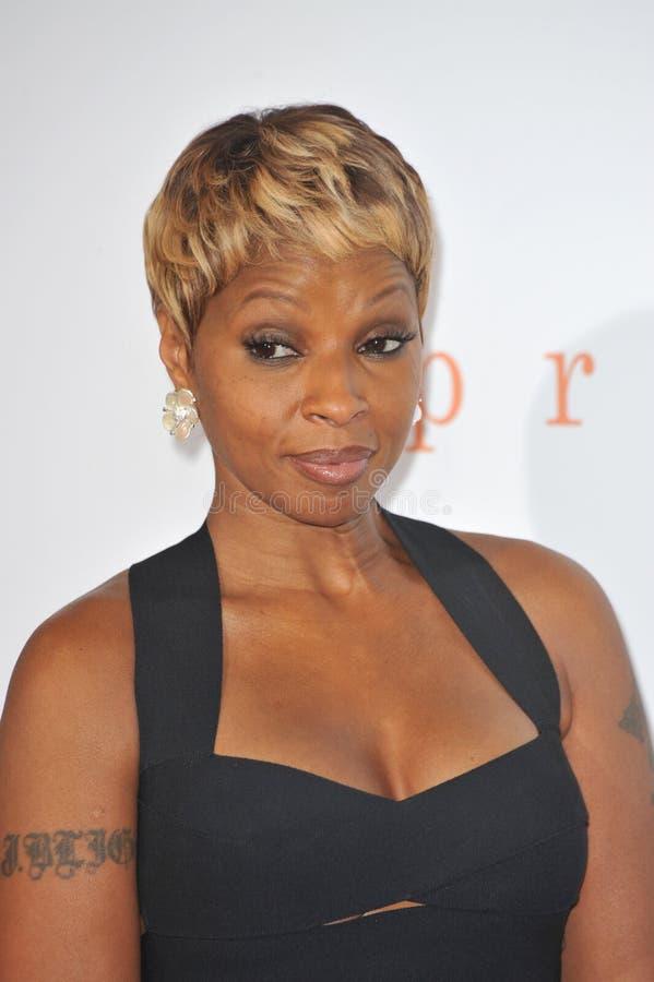 Download Mary J. Blige, Saphir redaktionelles foto. Bild von fest - 26360501
