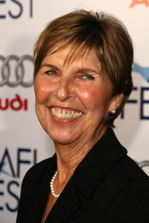 Mary Lee Pfeiffer At The AFI Fest 2007 Presentation Of Editorial Photo