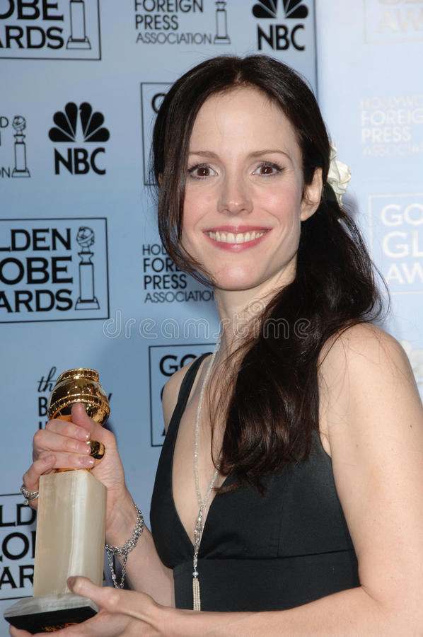 Mary-Louise Parker fotos de stock royalty free