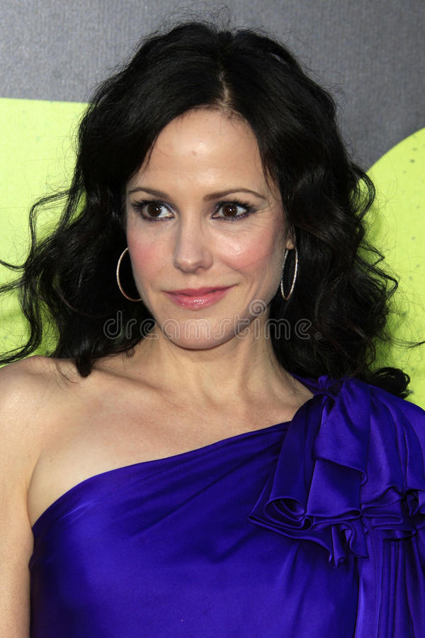 Mary-Louise Parker   stock foto