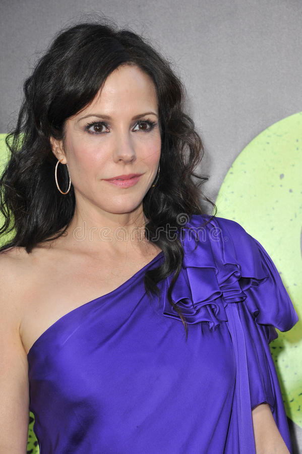 Mary-Louise Parker imagens de stock royalty free