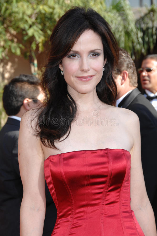 Mary - Louise Parker, Mary-Louise Parker foto de stock royalty free