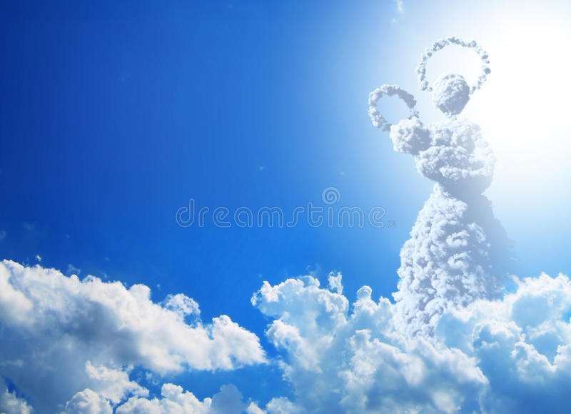 Download Mary. Mother of jesus. stock photo. Image of design, christ - 10052208