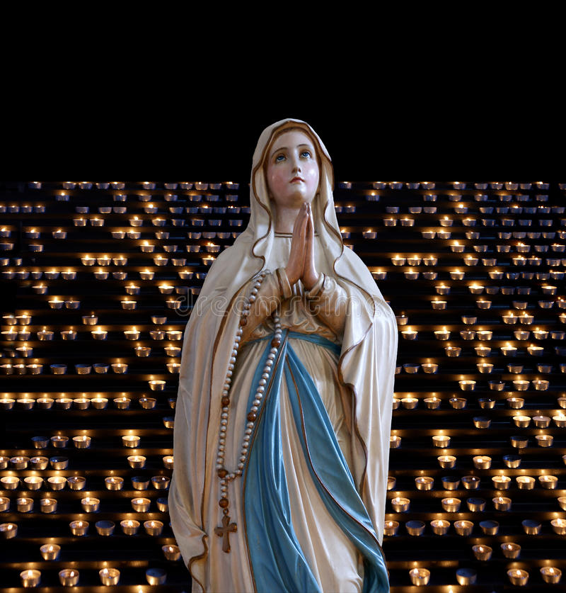 Free Mary (mother Of Jesus). Royalty Free Stock Image - 16752186