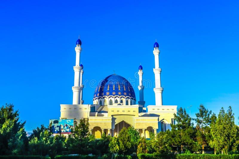 Mary Turkmenistan meczet 01 zdjęcie stock