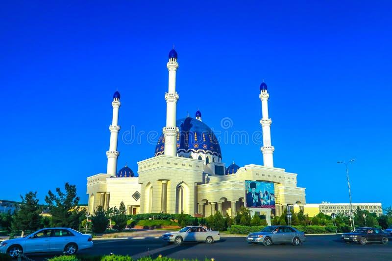 Mary Turkmenistan meczet 02 zdjęcie royalty free