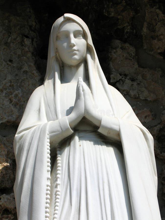 Mary Virgin στοκ φωτογραφία με δικαίωμα ελεύθερης χρήσης