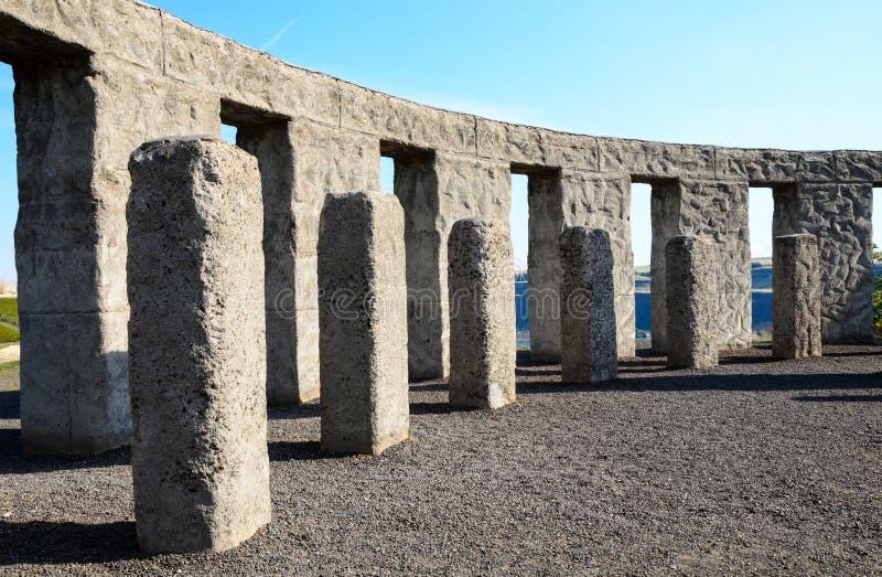 Maryhill Stonehenge images stock