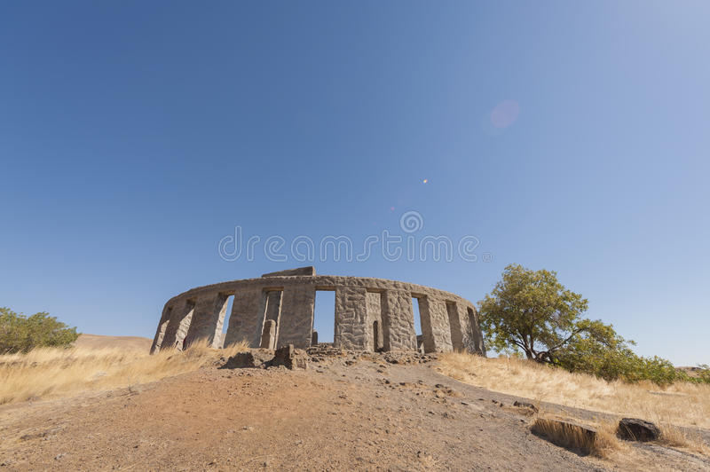 Maryhill Stonehenge photo stock