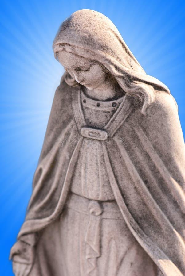 Download Maryja Dziewica obraz stock. Obraz złożonej z nagrobek - 26753903