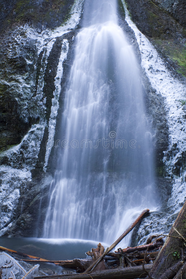 Download Marymere Falls Stock Photos - Image: 4217093