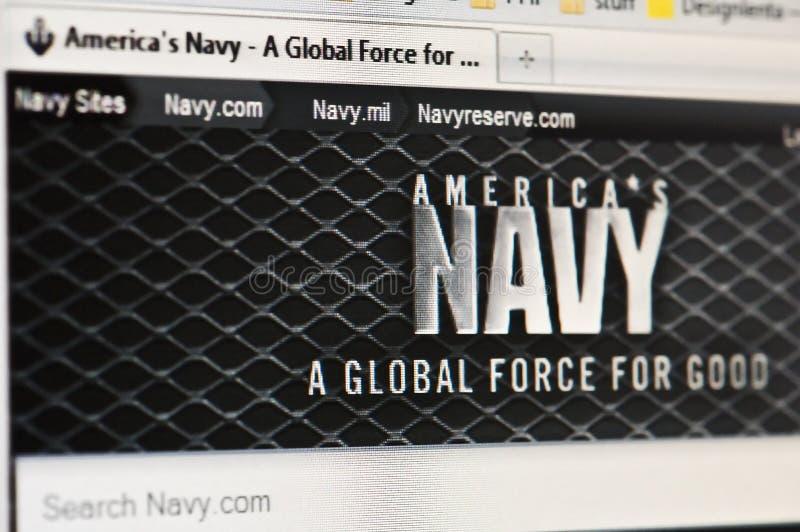 marynarka wojenna fotografia stock