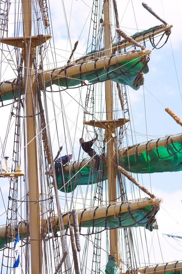 marynarze zdjęcie stock