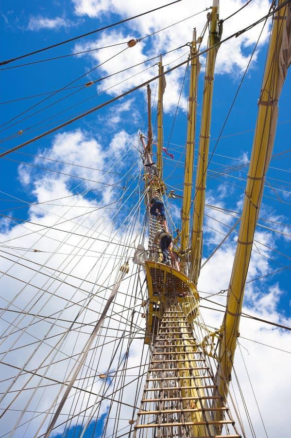 marynarze obrazy stock