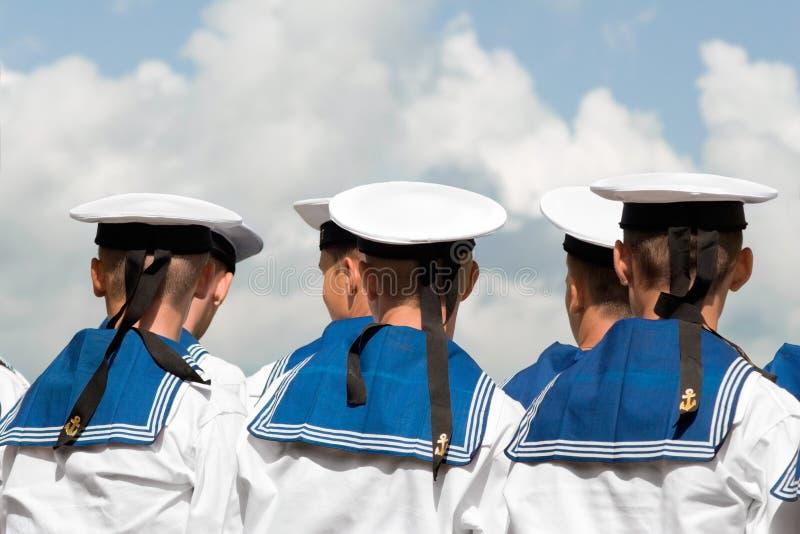marynarzu 1 zdjęcia royalty free