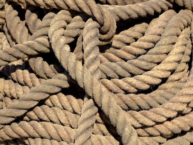 marynarzu liny obrazy royalty free