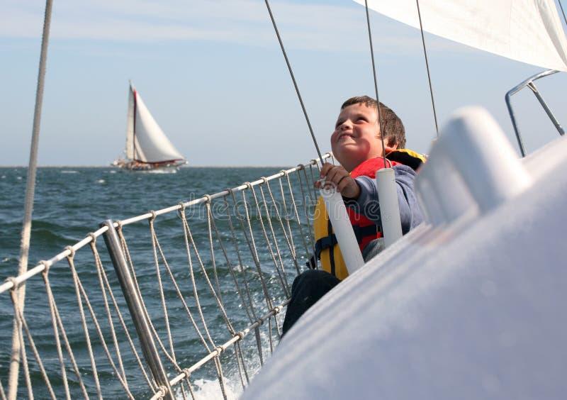 marynarzu szczęśliwy zdjęcia stock