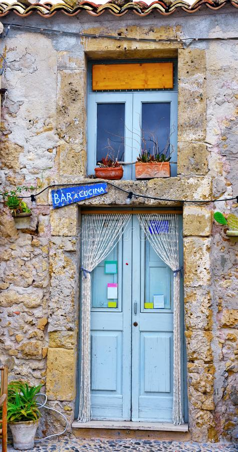 Marzamemi village siracusa. Marzamemi village in the province of Syracuse, in Sicily royalty free stock photography