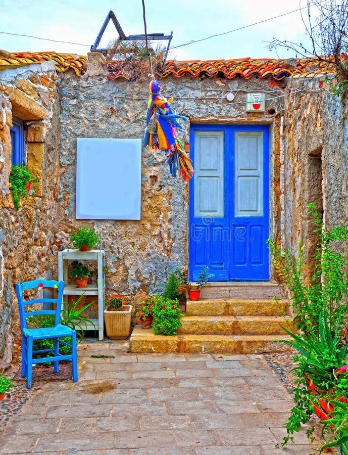 Marzamemi village siracusa. Marzamemi village in the province of Syracuse, in Sicily stock photography