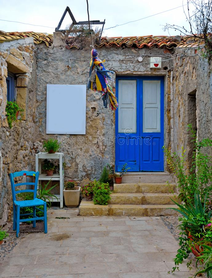 Marzamemi village siracusa. Marzamemi village in the province of Syracuse, in Sicily stock photo