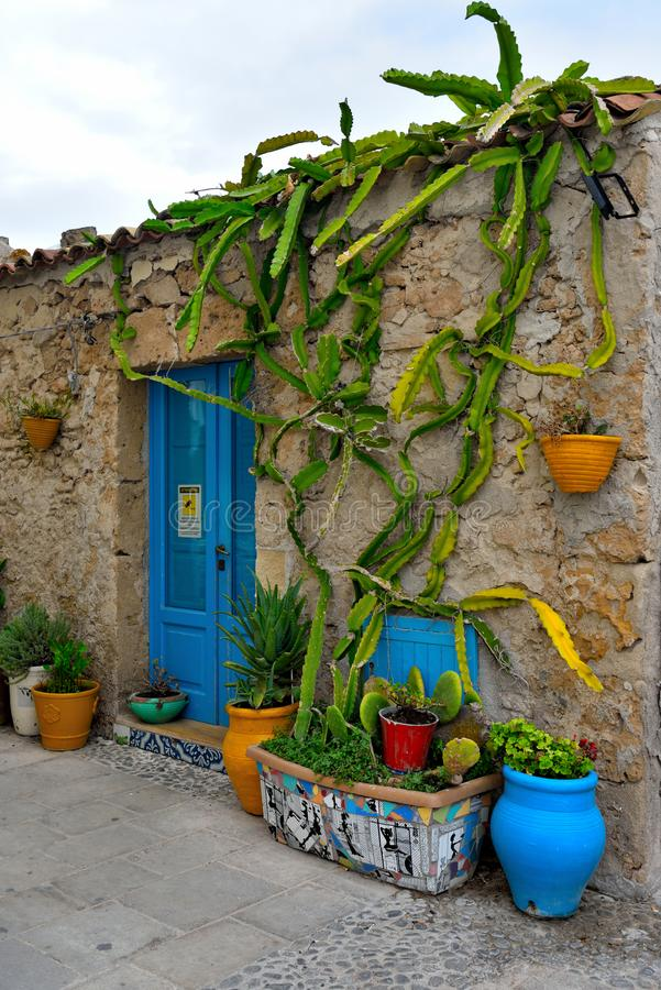 Marzamemi village siracusa. Marzamemi village in the province of Syracuse, in Sicily stock photos